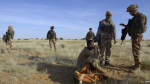 Peacekeepers in some parts of Mali are the only protection from radical Islamists